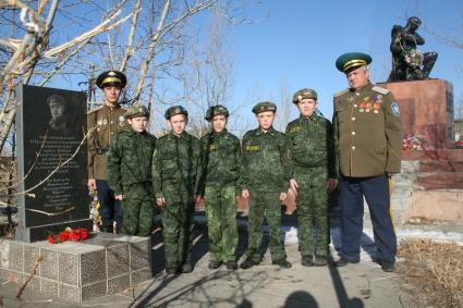 Мангутский пограничный отряд фото