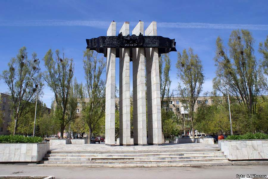 больше тебе фото военных лет города волгодонска найдете